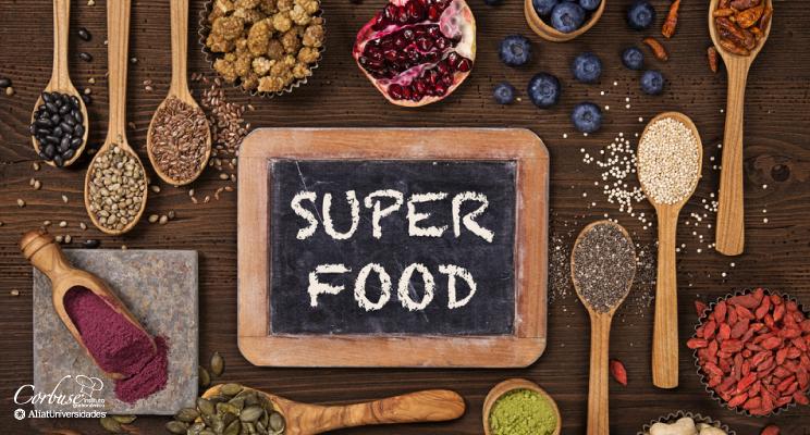 ¿Qué son los superfoods?