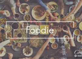 ¿Eres un foodie?