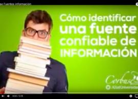 Fuentes de información confiable