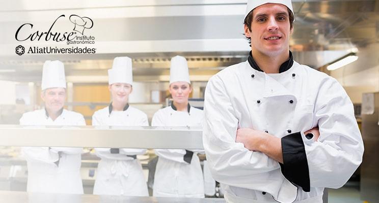 ¿Estoy estudiando para ser chef, qué más aprenderé?