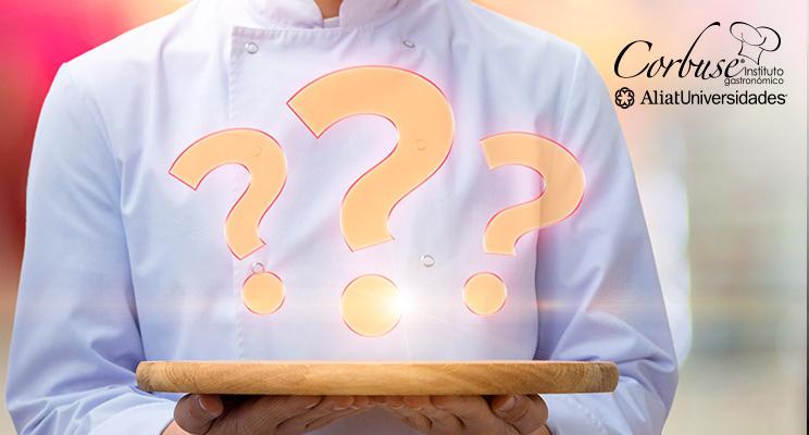 ¿Tengo que saber cocinar si quiero estudiar para chef?