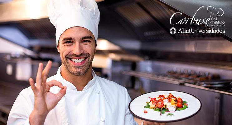 7 ventajas de salir con un Chef