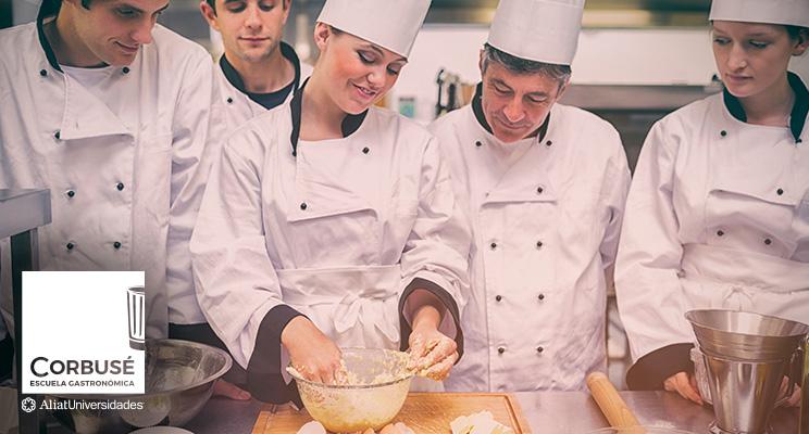Internacionaliza tus habilidades gastronómicas