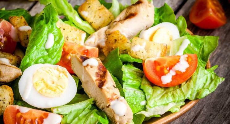 Recetas de platos saludables para tu dieta