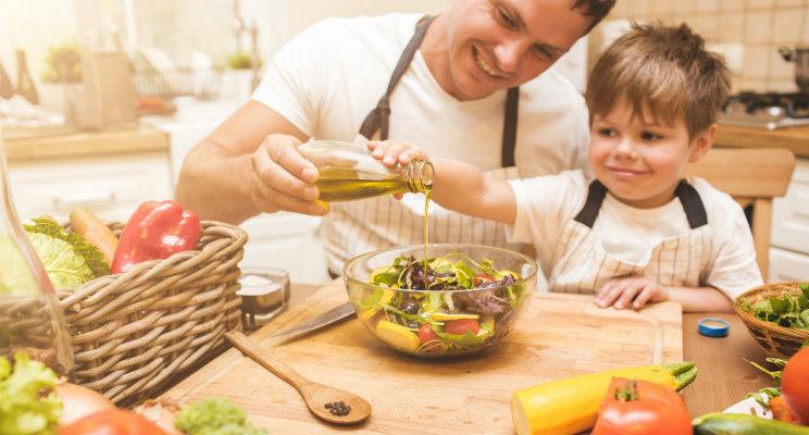 ¿Existen las clases de cocina para niños?