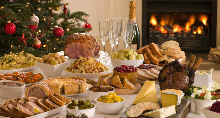 Platos navideños: ideas para comer en familia