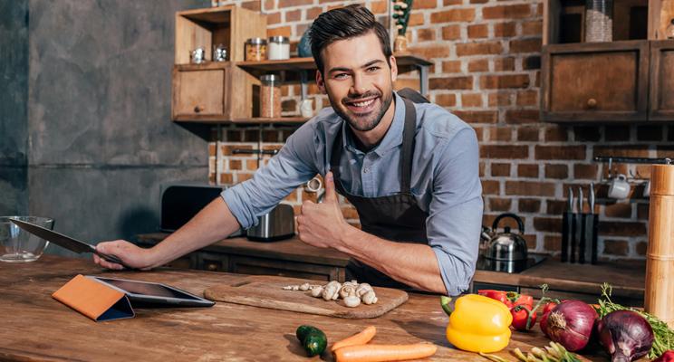 Propósito de año nuevo: quiero ser chef