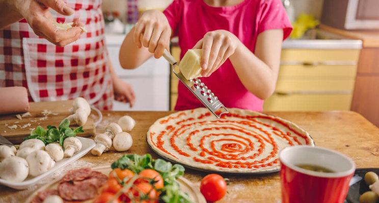 14 recetas de Pizza que puedes cocinar para tu familia
