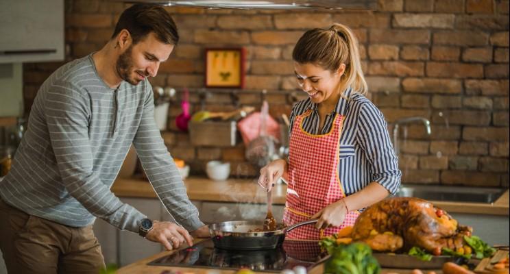 Recetas para cocinar en pareja el 14 este febrero