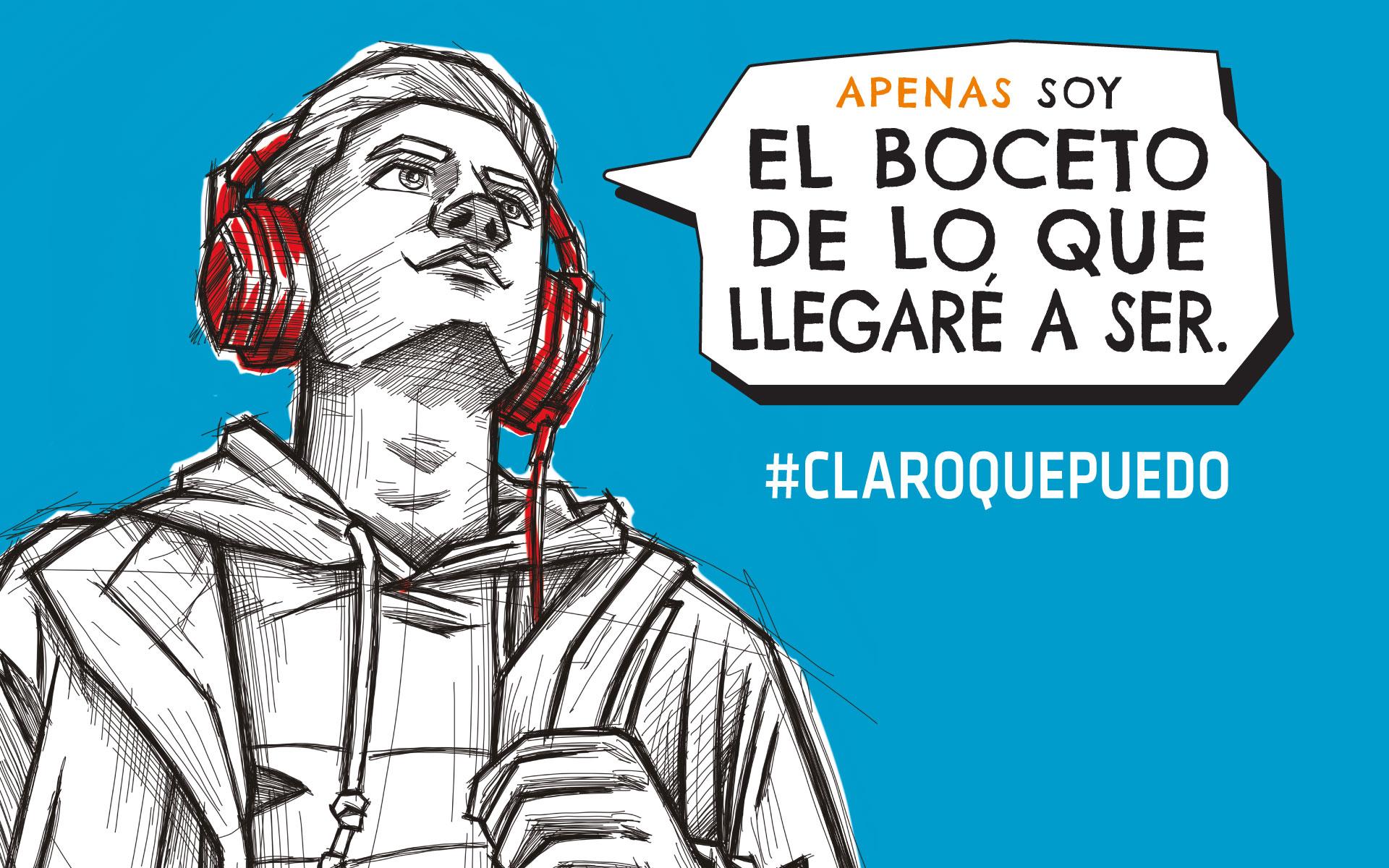 #CLAROQUEPUEDO