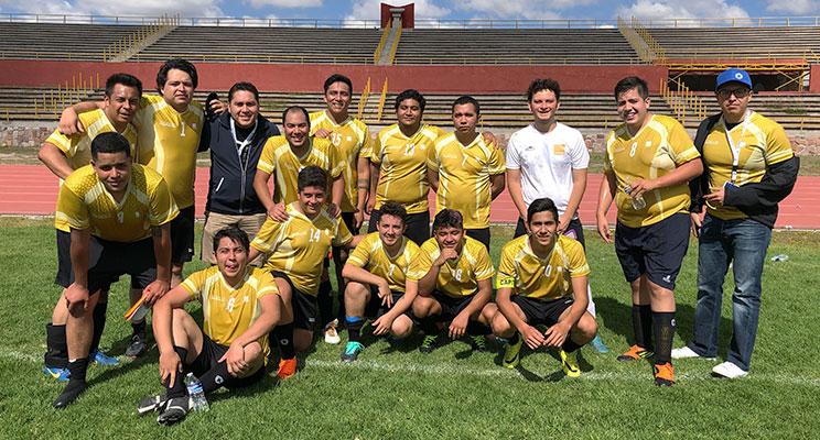 Corbusé participa en Torneo Nacional Aliat Interalumnos de Futbol