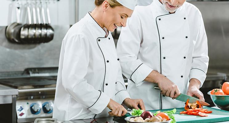 No importa la edad para comenzar a estudiar Gastronomía