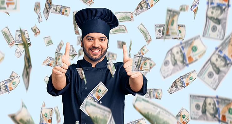 ¿Cuánto gana un Chef en México?